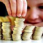 Как правильно давать ребенку карманные деньги.