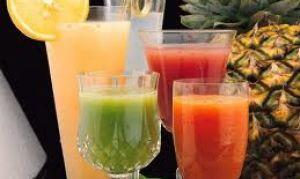Как объяснить пользу свежевыжатых соков.