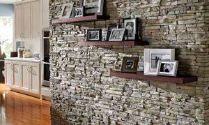 Искусственный камень в интерьере – оптимальное решение для стильного оформления