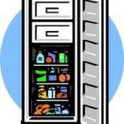 Как избавиться от старого холодильника.