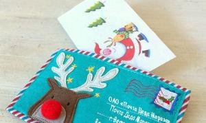 Как написать Деду Морозу письмо
