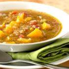 Как приготовить суп «Дары осени»