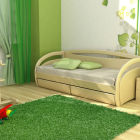 Детская кровать: разнообразие конструкций и рекомендации по выбору