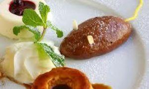 Как приготовить сладкие орешки с сюрпризом