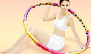 Как похудеть, используя обруч