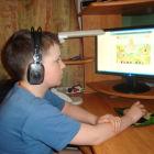 Как влияет на малыша компьютер