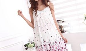 Домашнее платье: тип, материал, особенности