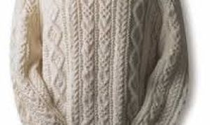 Как выбирать мужские вязаные свитера