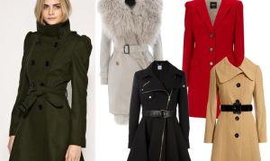 Как носить женское пальто или что модно в 2012.