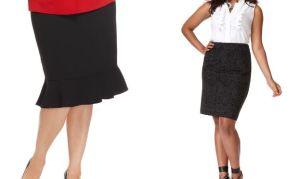 Какие юбки выбрать для полных в 2012 году