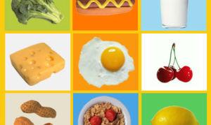 Как похудеть с помощью таблицы калорийности