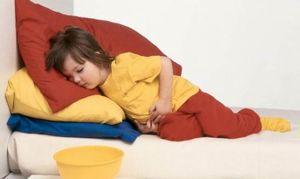 Как спасти малыша от боли животика