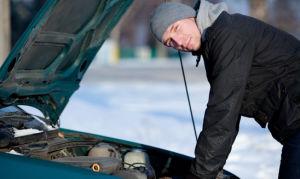 Как завести дизель в мороз