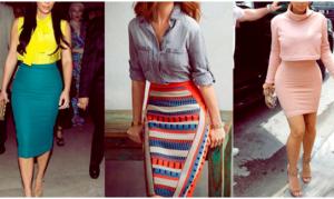 Правила выбора женской юбки