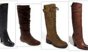 Как выбрать модные сапоги сезона 2012-2013