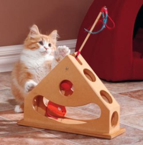 Игрушки для котов фото своими руками