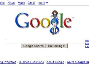 Как google сделать стартовой страницей
