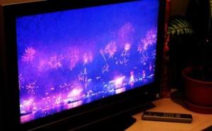 Новогодняя трансляция по ТВ
