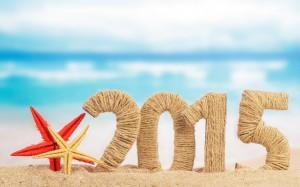 Новый год в тёплых странах