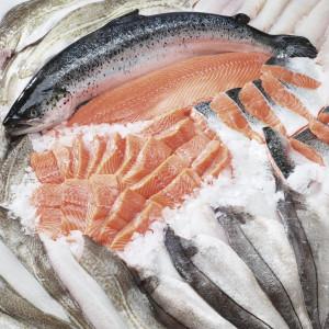 Разморозка рыбы