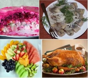 Традиционные блюда в России