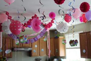 День рождения дома