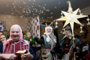 Старый новый год на Руси