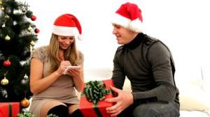 Покупка подарков к Новому году