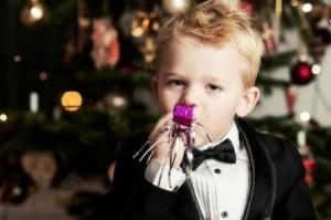 Малыш и Новый год
