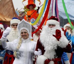 Роль Деда Мороза и Снегурочки