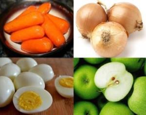 Дополнительные ингредиенты для салата