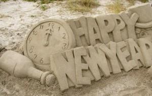 Новый год на островах