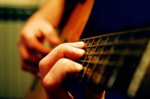 Самообучение игре на гитаре