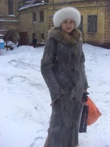 Тепло одевайтесь зимой