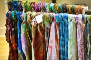 Разнообразие шарфов