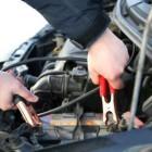 Подключение клемм к аккумулятору авто