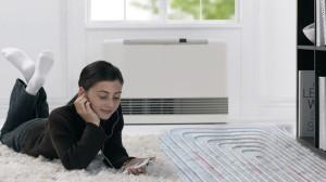 Используйте систему Тёплый пол