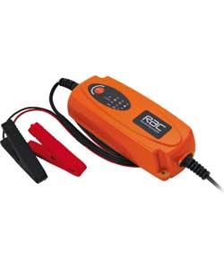 Компактный зарядник для аккумулятора