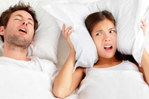 Храп во сне мешает другим