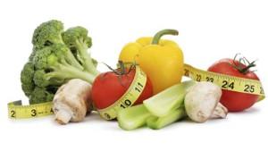 Больше овощей для похудения