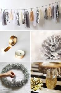 Самодельный декор на Новый год