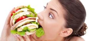 Чрезмерное питание - опасный набор веса