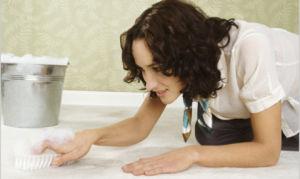 Как правильно чистить ковры