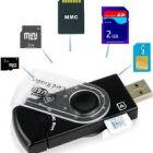 Выбираем карту памяти для цифровой техники