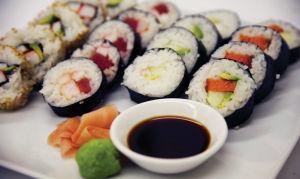 Японские блюда: можно ли включать их в детский рацион