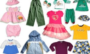 Как выбрать летнюю детскую одежду