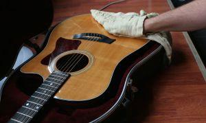 Правила ухода за гитарой