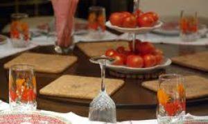 Как накрыть стол на Новый Год