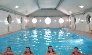 Как похудеть при помощи бассейна