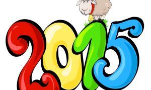 Как встречать новый год 2015